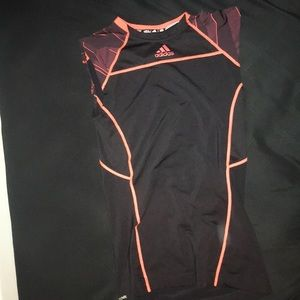 Adidas women's sports top medium